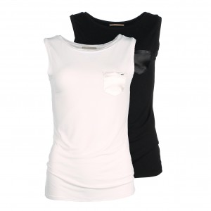 Timeless fashion basics - black white
